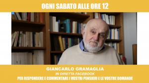 Giancarlo Gramaglia diretta del sabato